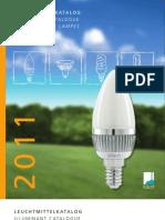 EGLO ant Catalogue 2011