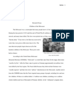 Research Paper - Holocaust