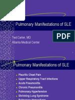 PulmonarySLE