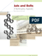 THE NUTS AND BOLTS OF FILING A BANKRUPTCY APPEAL