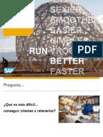 La visión CRM de SAP_RDS