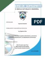 Propuesta de mejora para la gestión administrativa y comercial de Cooperativa Vanguardia