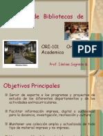 Sistema de Bibliotecas de PUCMM