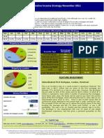 Alt Inc Fund Nov 2011
