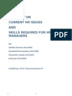 Final Report - HRM