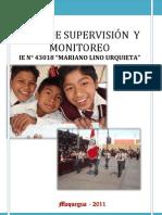 Plan de Supervision y Monitoreo 2011