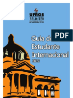 guia do estudante internacional _ ed 2012 . relinter|ufrgs