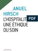 L'hospitalité
