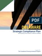 Delaware Strategic Compliance Plan_0