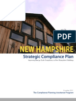 New Hampshire Strategic Compliance Plan