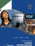 ADTI Trans Ocean Graduate Brochure