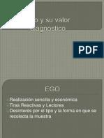 Ego y Su Valor Diagnostico