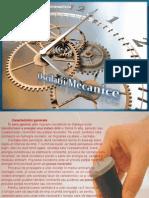 oscilatii mecanice