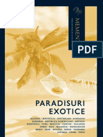 Memento - Paradisuri Exotice