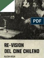 Re Vision Del Cine Chileno; Alicia Vega