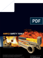 Ampco Safety Tools Catalogue