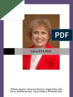 Callista Roy Fundamentos