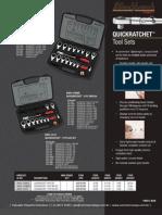 Blackhawk Proto Quickratchet Tool Sets T20619