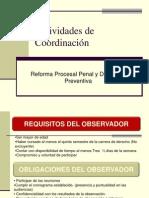 Reforma Procesal Penal y Detención Preventiva Reforma Procesal Penal y Detención Preventiva