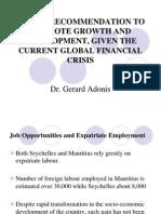 monetaryfiscalpolicyresponsesindianoceanafricaseychelles-090713101806-phpapp02