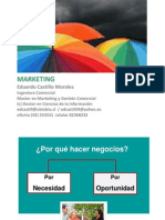 Nociones Básicas de Marketing