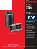Proto Grip Magnetic Sockets T20513