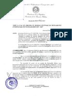 Resolución SFP Nº 666 2011 Por la cual se aprueba el modelo estándar de reglamento