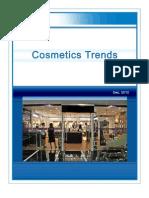 Cosmetics Trends Dec'10