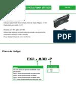 Amplificadores fibras