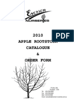 Rootstock Catalogue 2010
