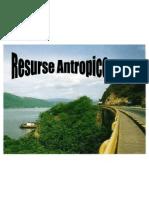 Resurse antropice