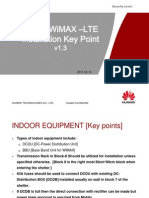 Mobily WiMAX-LTE Hardware Installation Keypoint v1.3