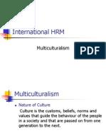 Ch2 Multiculturalism IHRM