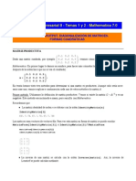 MATHEMATIC 1 Y 2