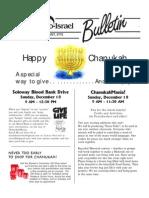 December 2011 Bulletin