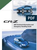 CRZ IMA Technical Information