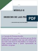 Ponencia Modulo II. (Juez Willy Earl Vega)