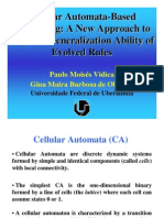 Paulo Moisés Vidica and Gina Maira Barbosa de Oliveira- Cellular Automata-Based Scheduling