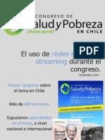 Salud y Pobreza - Uso de Redes by Matasanos