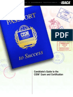 CISM Candidate's Guide