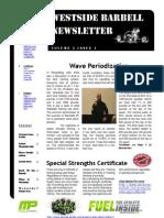 Westside Newsletter Issue 4