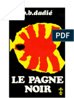 Dadié,B.B. - Le pagne noir