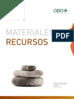 Materiales y Recursos 2011