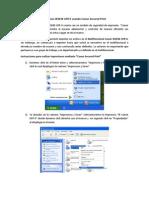 Manual Secure Print IR3030UFRII