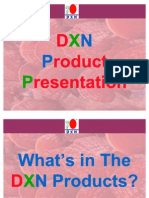 DXN Products Presentation