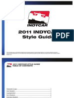 IndyCar Style Guide FINAL