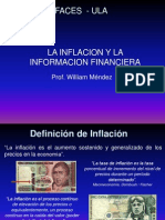 La Inflacion William