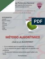 Expo Algoritmos y Logaritmos
