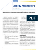 Network Securite Architecture