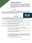 Shinnecock Nation and Ong Enterprises - 2003 Enabling Agreement